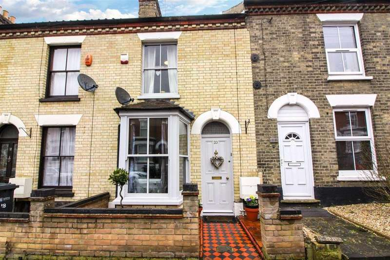 2 Bedrooms Terraced House for sale in Bury Street, Norwich
