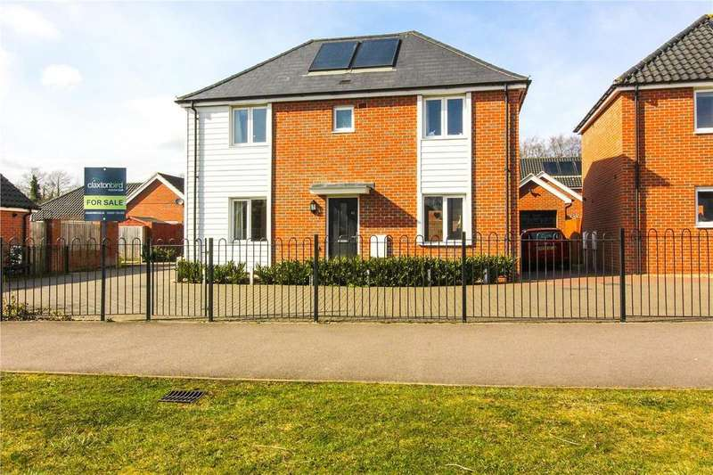 4 Bedrooms Detached House for sale in Turnberry, Eaton, Norwich, NR4