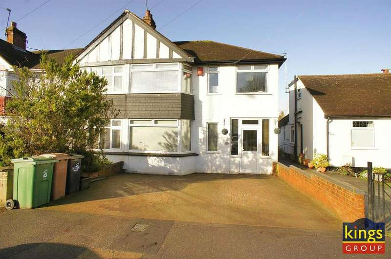4 Bedrooms End Of Terrace House for sale in Hall Lane, Chingford