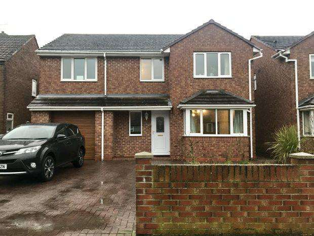 4 Bedrooms Detached House for sale in RAMSIDE VIEW, CARRVILLE, DURHAM CITY
