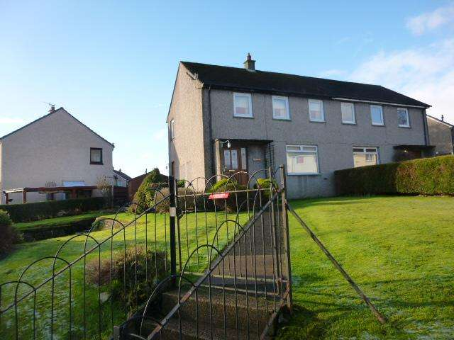 3 Bedrooms Semi Detached House for sale in Lyndave, 2 Ardenslate Crescent, Dunoon, PA23 8NG