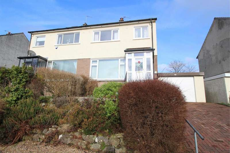 3 Bedrooms Semi Detached House for sale in 58 Breadie Drive, Glasgow, G62 6LT
