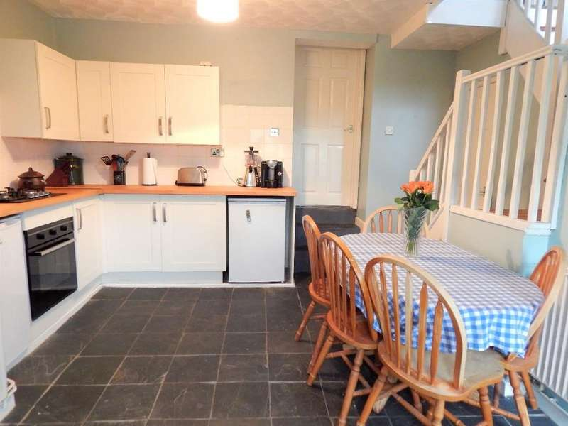 3 Bedrooms Terraced House for sale in King Street Brynmawr