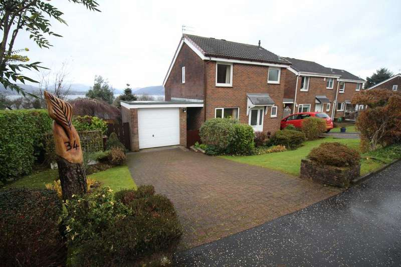 3 Bedrooms House for sale in 34 Dunvegan Avenue, Gourock, PA19 1AE