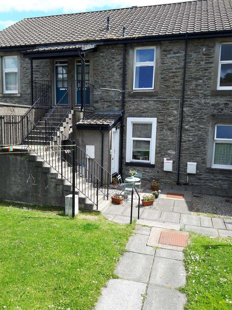 2 Bedrooms Ground Flat for sale in 96c Alexander Street, Dunoon, PA23 7BD