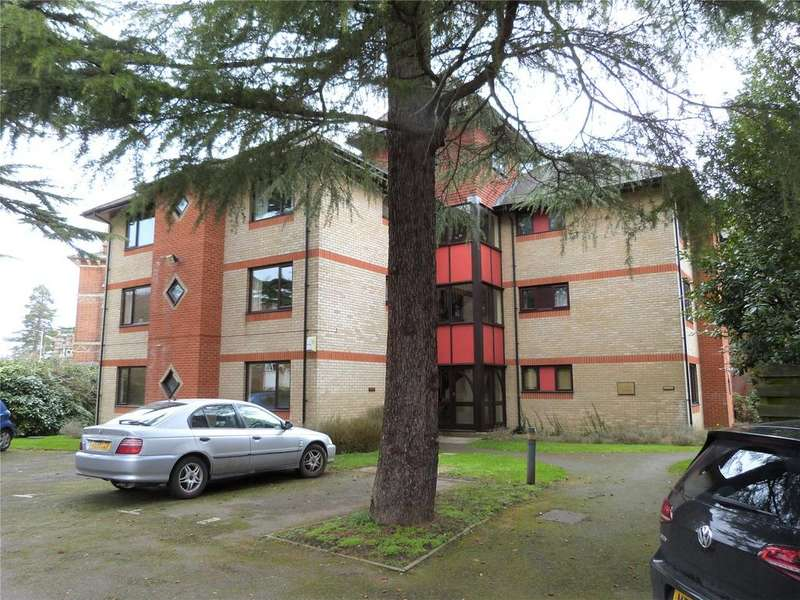 2 Bedrooms Apartment Flat for sale in Hampton Towers, Southcote Road, Reading, Berkshire, RG30