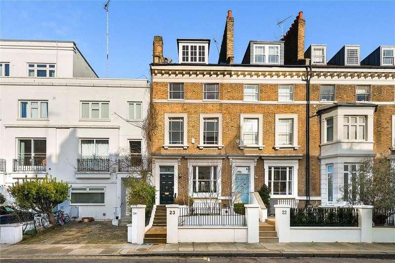 4 Bedrooms House for sale in Eldon Road, Kensington, London