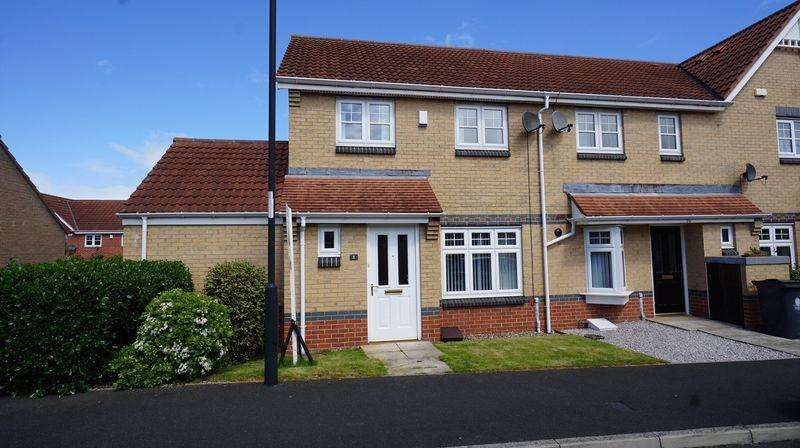 3 Bedrooms Terraced House for sale in Aydon Gardens Longbenton
