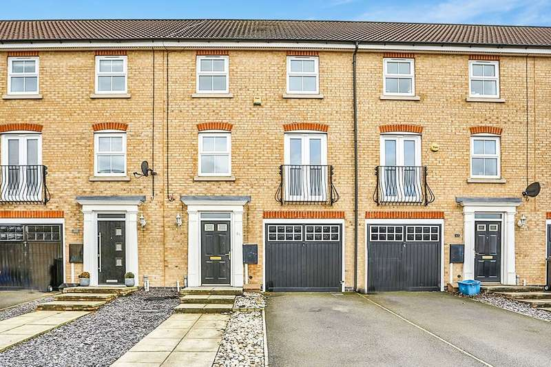 3 Bedrooms Terraced House for sale in Oxclose Park Rise, Halfway, Sheffield, S20