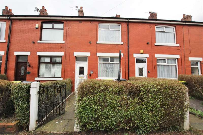 2 Bedrooms Terraced House for sale in Coronation Crescent, Frenchwood, Preston