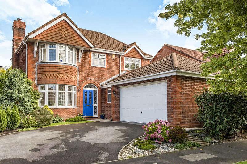 4 Bedrooms Detached House for sale in Hampshire Road, Walton-Le-Dale, Preston, PR5
