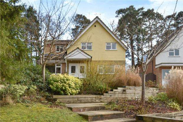 4 Bedrooms Detached House for sale in Greenwood Road, Crowthorne, Berkshire