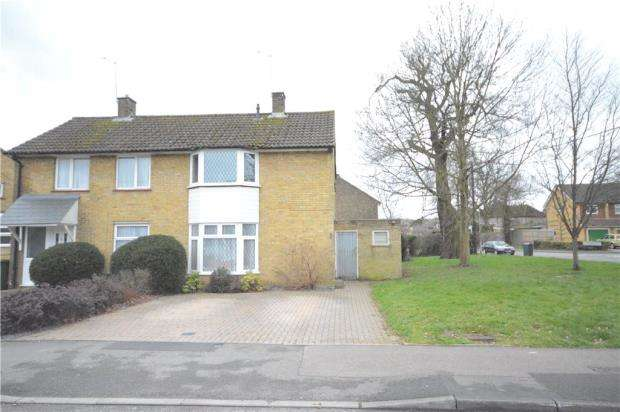 2 Bedrooms Semi Detached House for sale in Bullbrook Drive, Bracknell, Berkshire