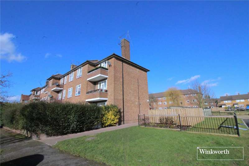 1 Bedroom Flat for sale in Northgate Path, Borehamwood, Hertfordshire, WD6