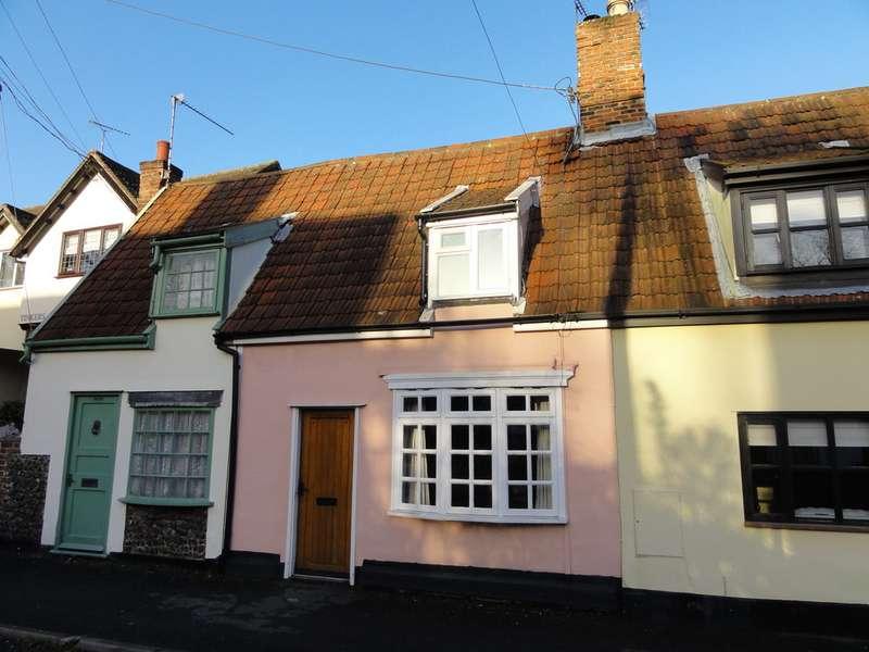 2 Bedrooms Property for sale in The Street, Pakenham, Bury St Edmunds IP31