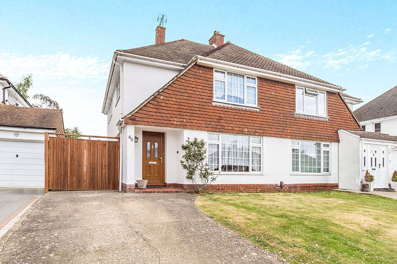 3 Bedrooms Semi Detached House for rent in Beverley Road, Maidstone, ME16