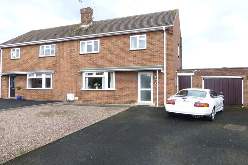 3 Bedrooms Semi Detached House for sale in Allardene, Evesham, WR11