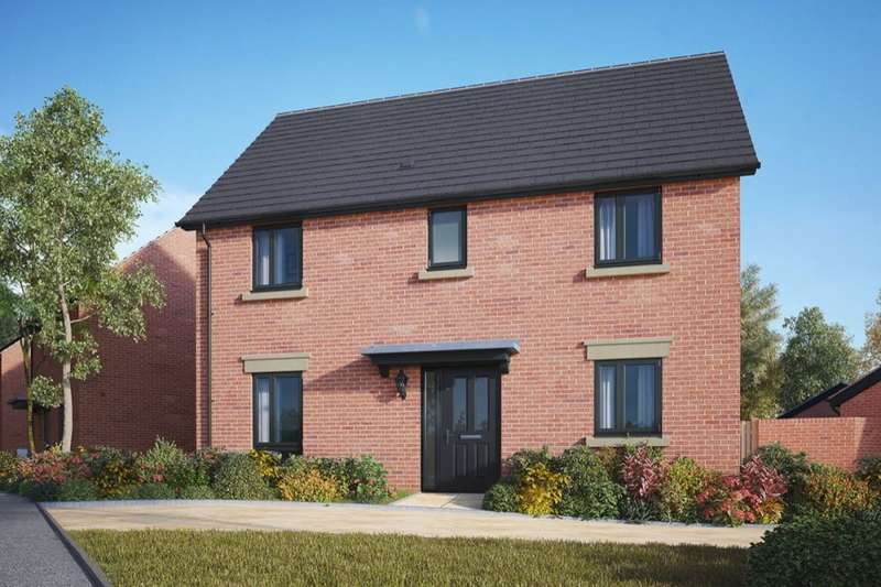 4 Bedrooms Detached House for sale in Bowlands Place Gidding Road, Sawtry, Huntingdon, PE28