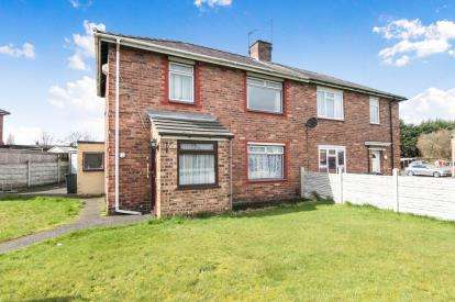 3 Bedrooms Semi Detached House for sale in West Road, Ellesmere Port, CH65