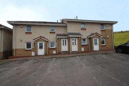 2 Bedrooms Flat for sale in Empire Gate, Shotts, North Lanarkshire