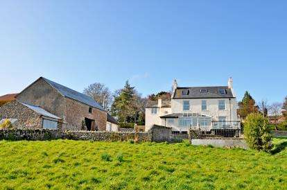 5 Bedrooms Detached House for sale in Colyford, Colyton, Devon