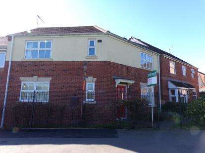 3 Bedrooms Terraced House for sale in Lloyds Way, Stratford Upon Avon, Warwickshire