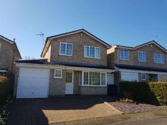 3 Bedrooms Detached House for sale in Copper Leaf Close, Moulton Leys , Northampton NN3 7HS