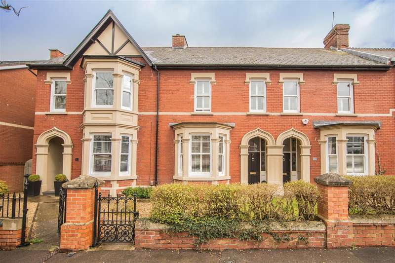 4 Bedrooms Terraced House for sale in The Mall, Old Town, Swindon