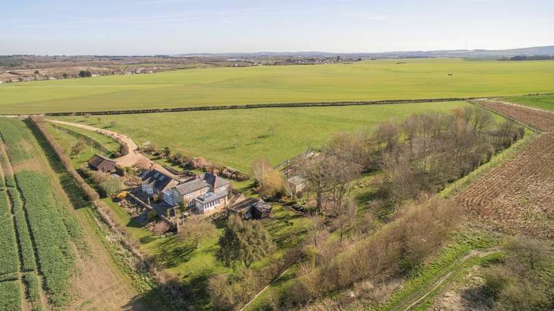 4 Bedrooms Cottage House for sale in Thorley, Isle of Wight