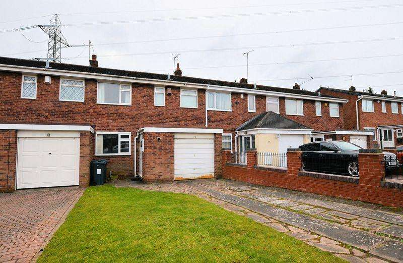 3 Bedrooms Terraced House for sale in Chichester Drive, Quinton