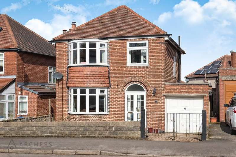 3 Bedrooms Detached House for sale in Sandygate Road, Crosspool, Sheffield
