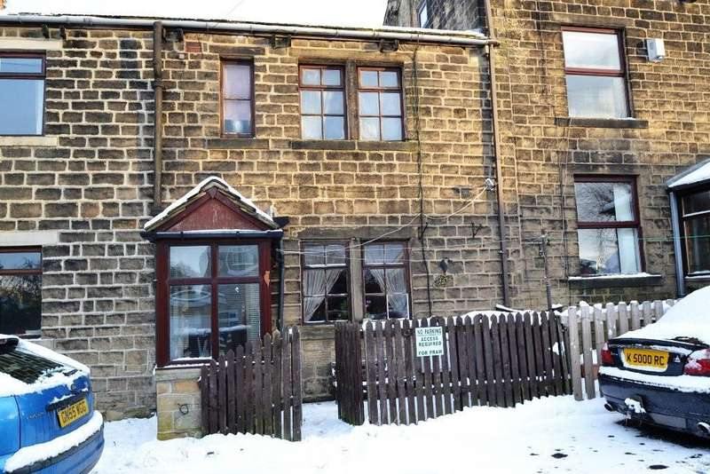 2 Bedrooms Cottage House for sale in Windhill Old Road, Thackley,