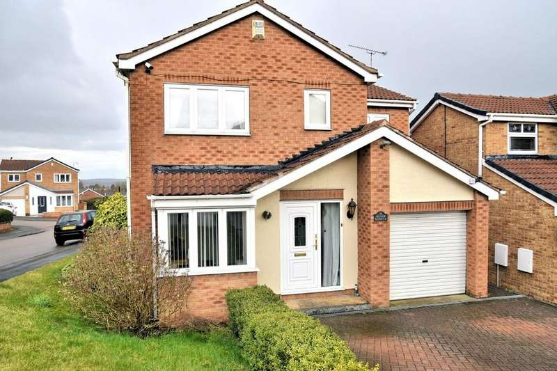 4 Bedrooms Detached House for sale in Meadow Croft, Swinton