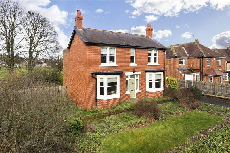 4 Bedrooms Unique Property for sale in Clotherholme Road, Ripon, North Yorkshire