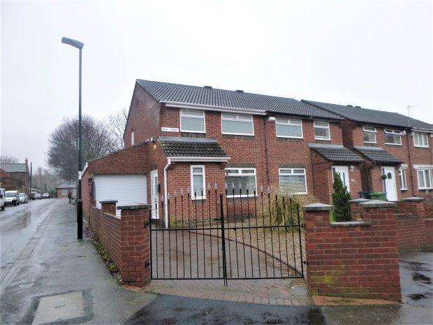 3 Bedrooms Semi Detached House for sale in NEW STREET, SOUTH HYLTON, SUNDERLAND SOUTH