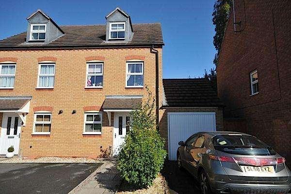 3 Bedrooms Semi Detached House for sale in STOURBRIDGE - Cowdrey Close