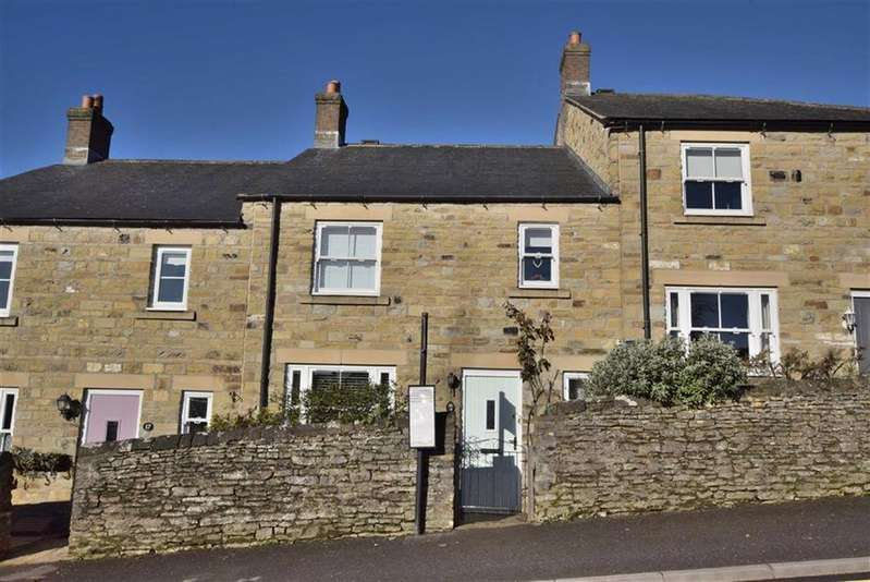 4 Bedrooms Terraced House for sale in Gallowgate, Richmond, North Yorkshire