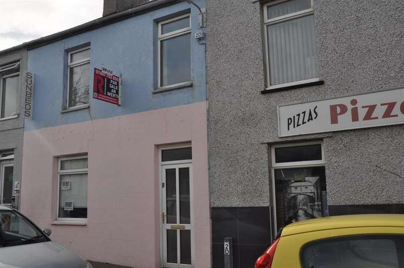 2 Bedrooms House for sale in William Street, Holyhead