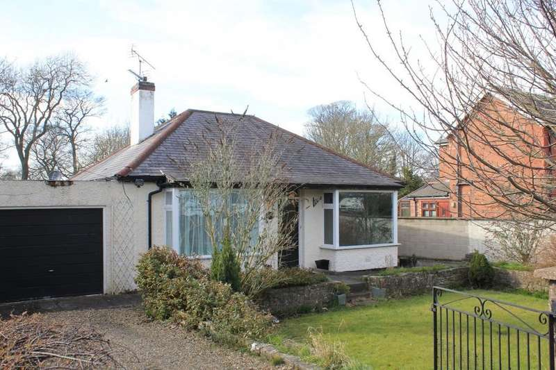 3 Bedrooms Detached Bungalow for sale in 7, Hillside, Whitwell