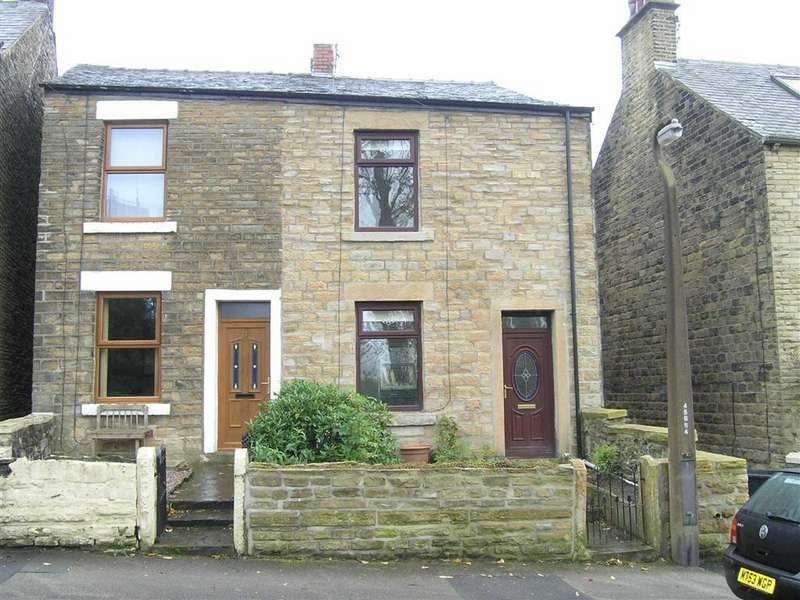 2 Bedrooms Semi Detached House for rent in Church Street, Hadfield, Glossop
