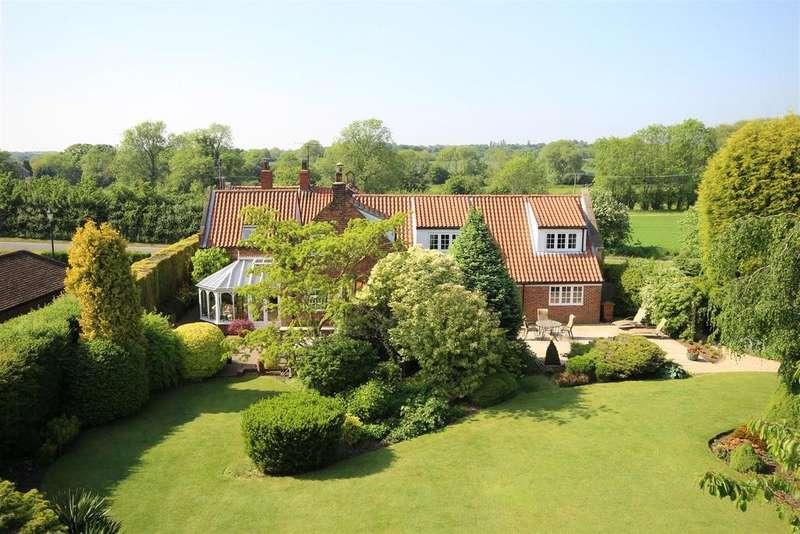 4 Bedrooms Detached House for sale in Ring Beck, Ellerker, Brough