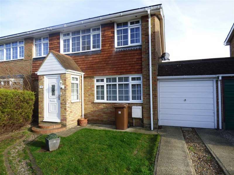 3 Bedrooms Semi Detached House for sale in Longfield Avenue, High Halstow, Rochester