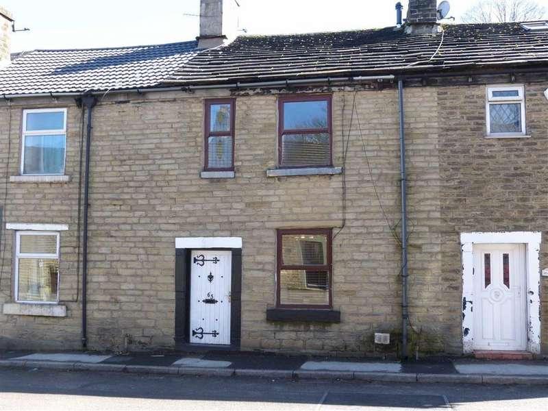 1 Bedroom Terraced House for sale in Charlestown Road, Glossop