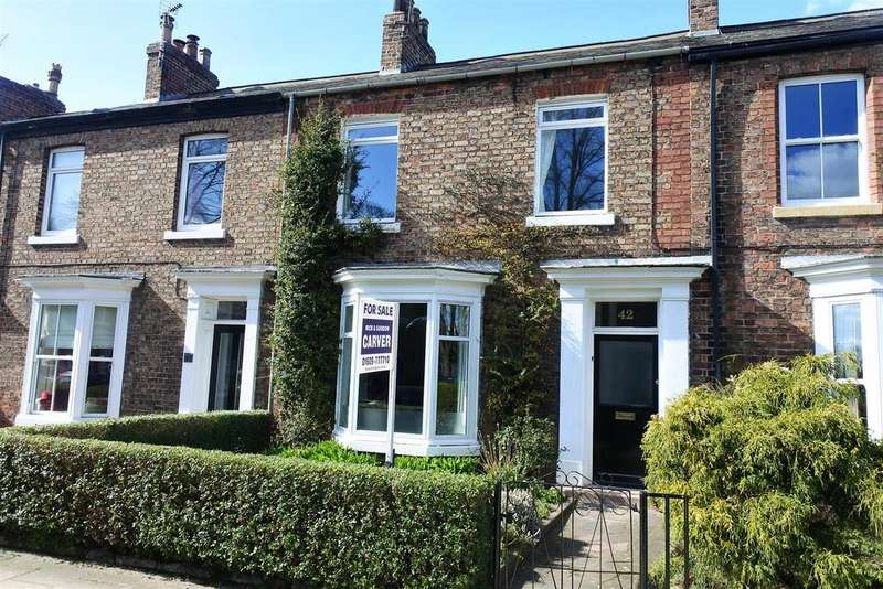 3 Bedrooms Terraced House for sale in South Parade, Northallerton