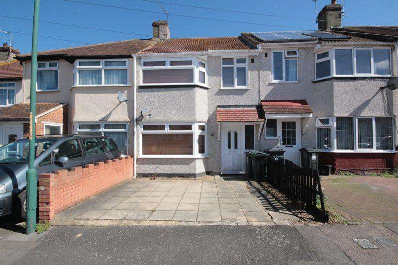 3 Bedrooms Terraced House for sale in Savoy Road, Dartford, DA1