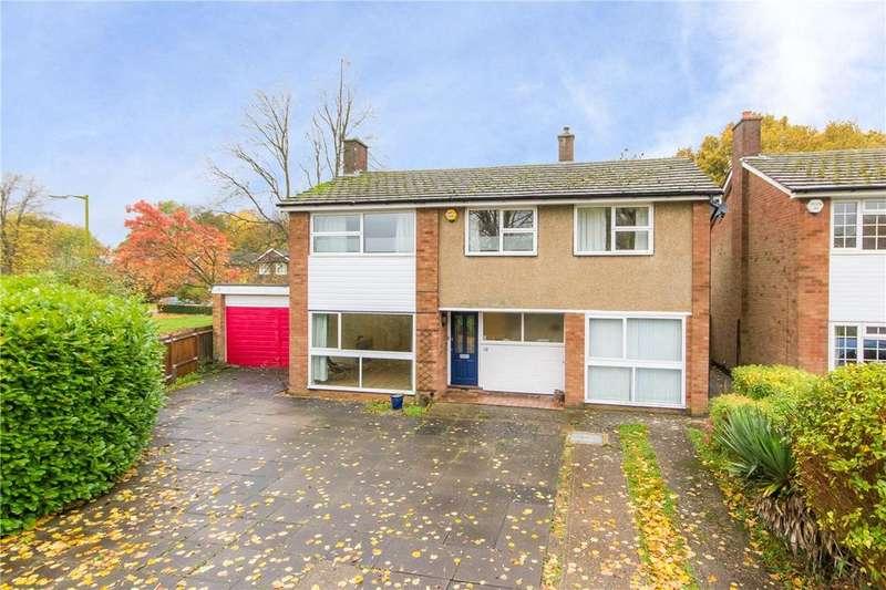 4 Bedrooms Detached House for rent in Ambrose Lane, Harpenden, Hertfordshire