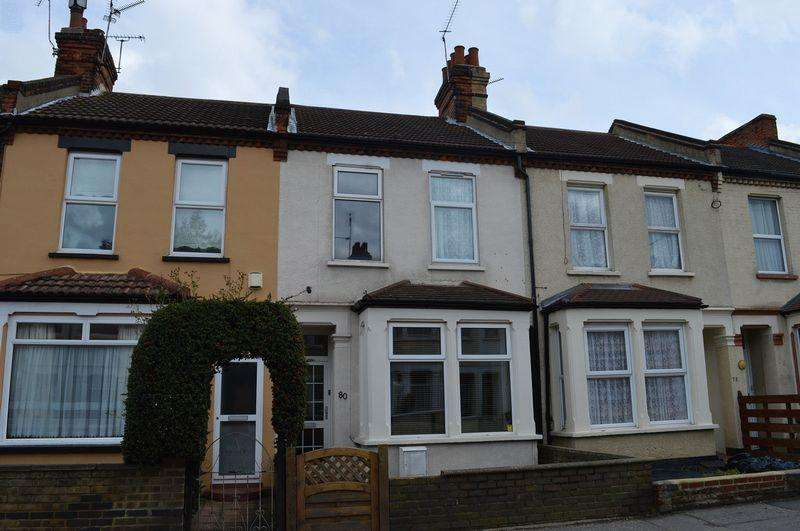 3 Bedrooms Terraced House for sale in Bournemouth Park Road, Southend-On-Sea
