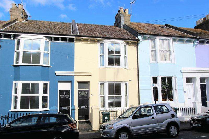 4 Bedrooms Terraced House for sale in Hanover Terrace, Brighton
