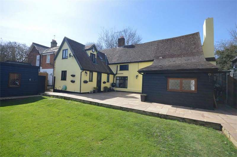 4 Bedrooms Detached House for sale in The Old Coach House, Dassels, Braughing, Ware