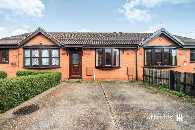 1 Bedroom Terraced Bungalow for sale in Farm Close, Gunness, Scunthorpe, Lincolnshire, DN15